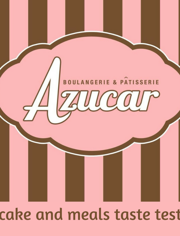 Azucar Boulangerie and Patisserie Taste Test and Review