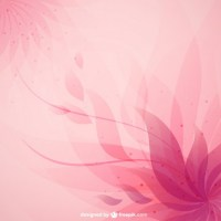 Free vector Pink abstract flower background #14309 | My ...