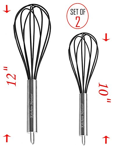 Top 21 for Best Silicone Whisk Set 2019