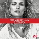 FREE H&M voucher Giveaway!