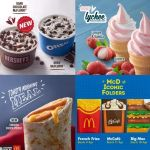 McDonald's April's Newcomers!