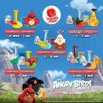 Angry Birds at McDonald's Now!