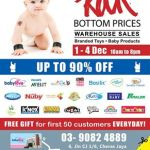 Rock Bottom Prices Warehouse Sales for Branded Toys & Baby Products!