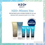 FREE H2O+ products worth RM130 Giveaway!