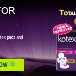 Kotex FREE New Kotex Total Protection With Pro Active Guards Sample Giveaway!