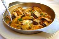 Greek Mussels Saganaki recipe (Midia Saganaki)-3