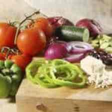 Greek Salad with Feta cheese (Xoriatiki)-2