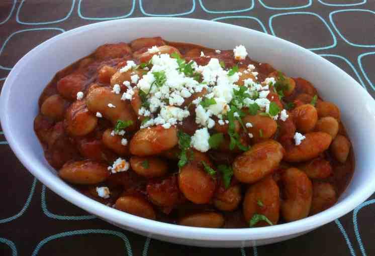 Gigantes Plaki (Greek Baked 'Giant' Beans)