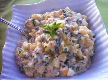 Potato Salad (Patatosalata)