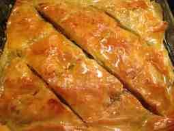 Greek Baklava recipe with Walnuts and Honey
