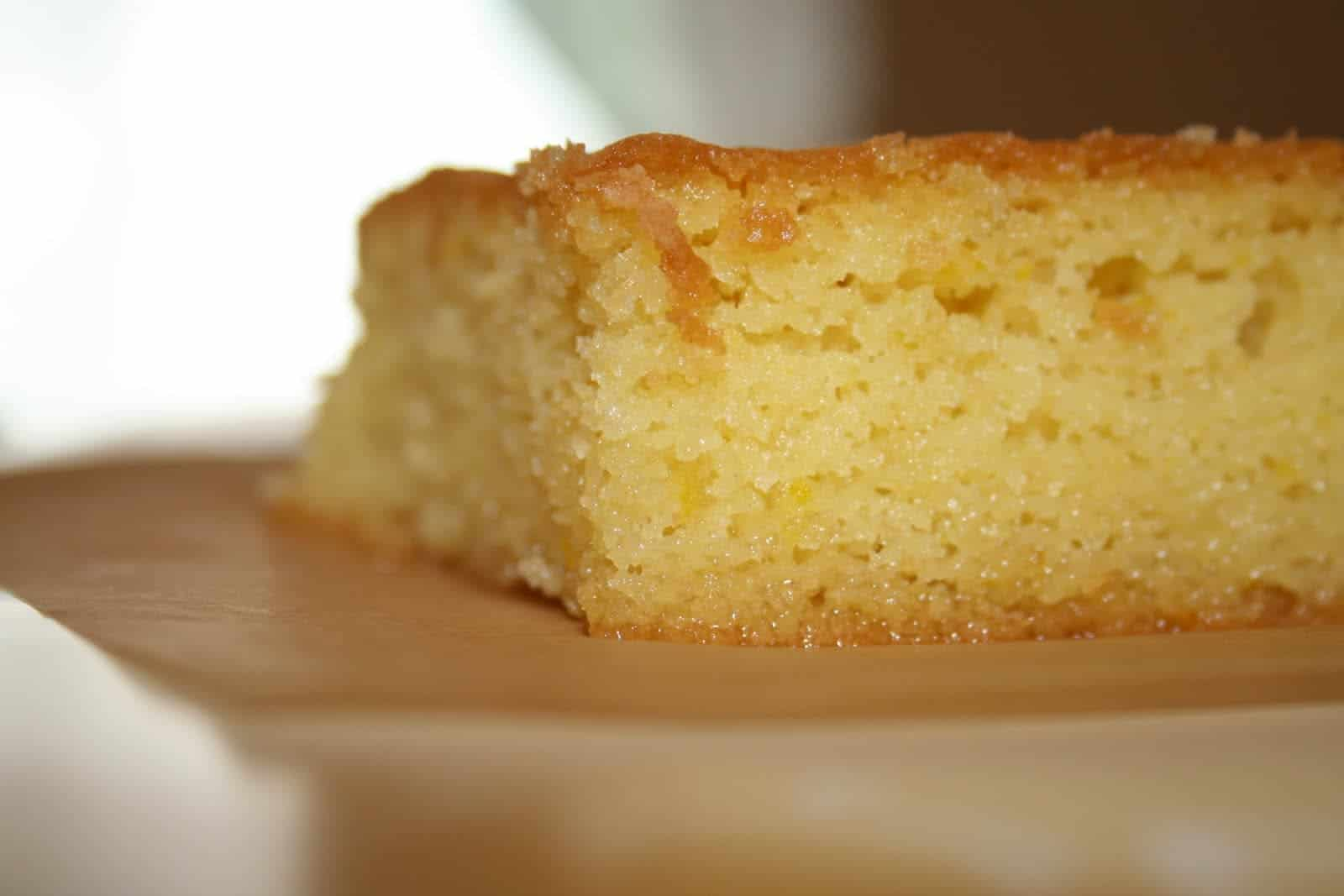 Recipe for greek coconut syrup cake