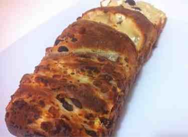 Delicious Brioche-style Olive Bread (Liopsomo)-5