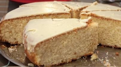 Vasilopita Cake recipe(Greek New Year's cake)