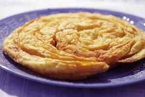 Greek cheese pie - Skopelitiki tiropita