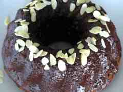 Amazing Lenten 'Chocolate' sponge Cake-3