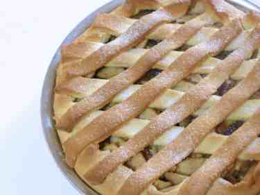 Lenten Apple pie (Milopita)-3
