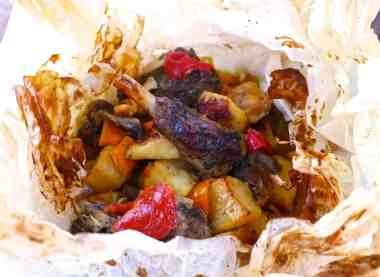 Greek Lamb Kleftiko recipe