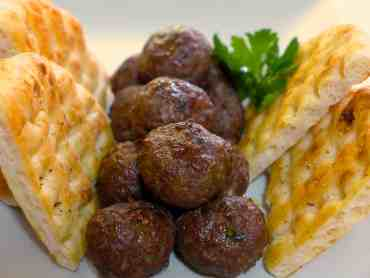 Greek Lamb Meatballs recipe-1