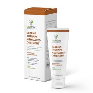 CBDMEDIC Eczema Ointment
