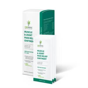 CBDMEDIC Muscle & Joint Pain Ointment