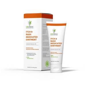 CBD Medic Itch Rash Cream