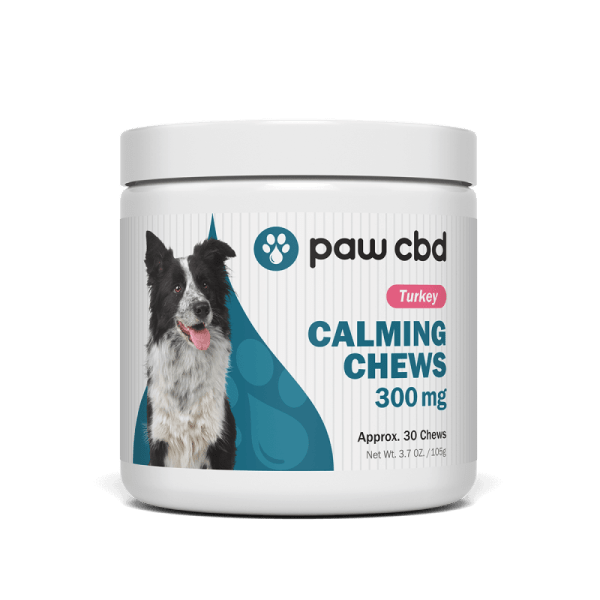 Pet CBD calming soft chews dogs