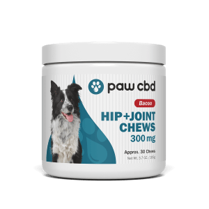 Pet CBD hip joint soft chews dogs