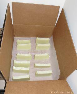 make bar soap