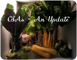 synopsis of a CSA - local farm share