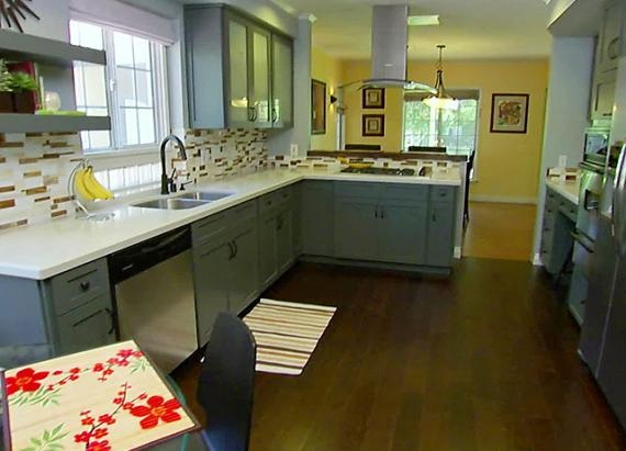 kitchen facelift best drain cleaner for sink done in a weekend fast and easy ideas my green