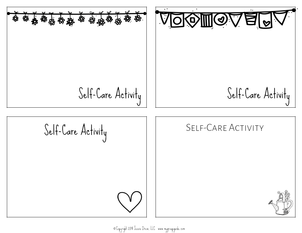 My Group Guide Free Therapy Worksheets Group Activities