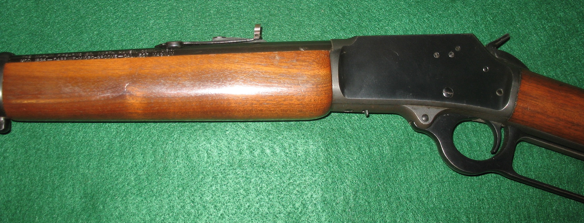 Marlin Carbine In 357 Mag My Guns For Sale