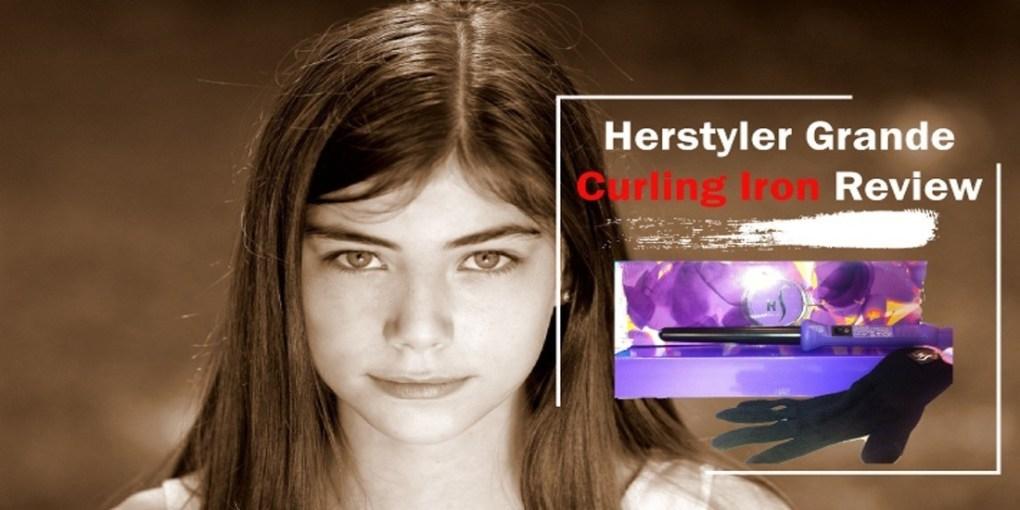 Herstyler Grande Curling Iron Reviews