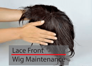 How To Maintenance Lace Front Wig