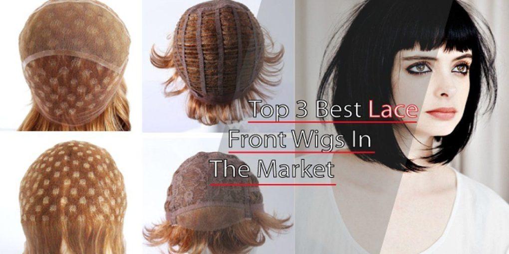 best lace front wigs