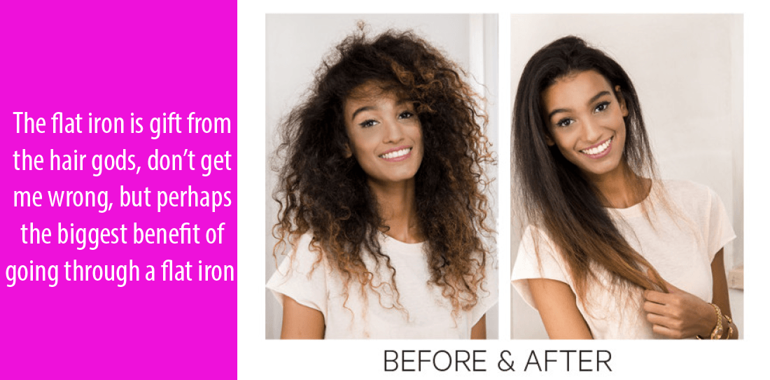 Causes Why Every Woman Should Have hair rage titanium slim flat iron