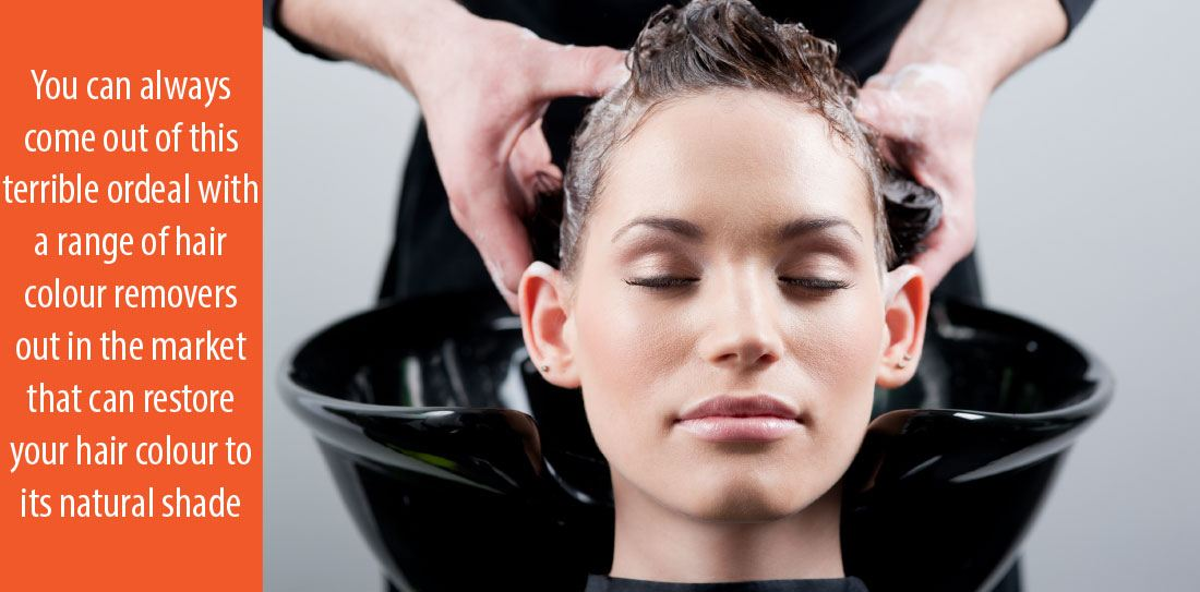 Why the recommended hair color remover best?