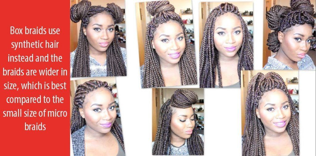 How Do Box Braids Work