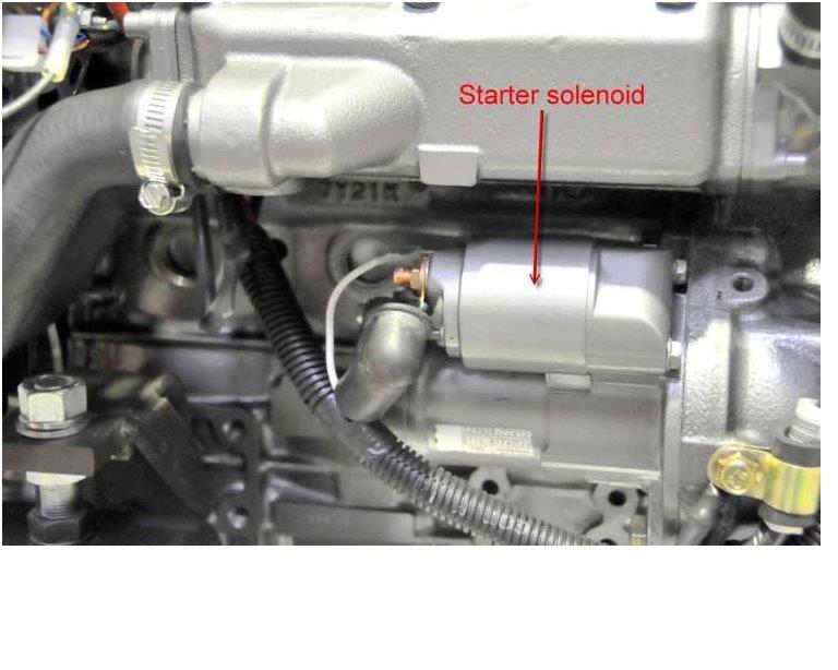 Wiring Diagram In Addition Mustang Starter Solenoid Wiring Diagram On