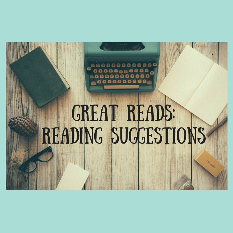 Great Reads – Part ll