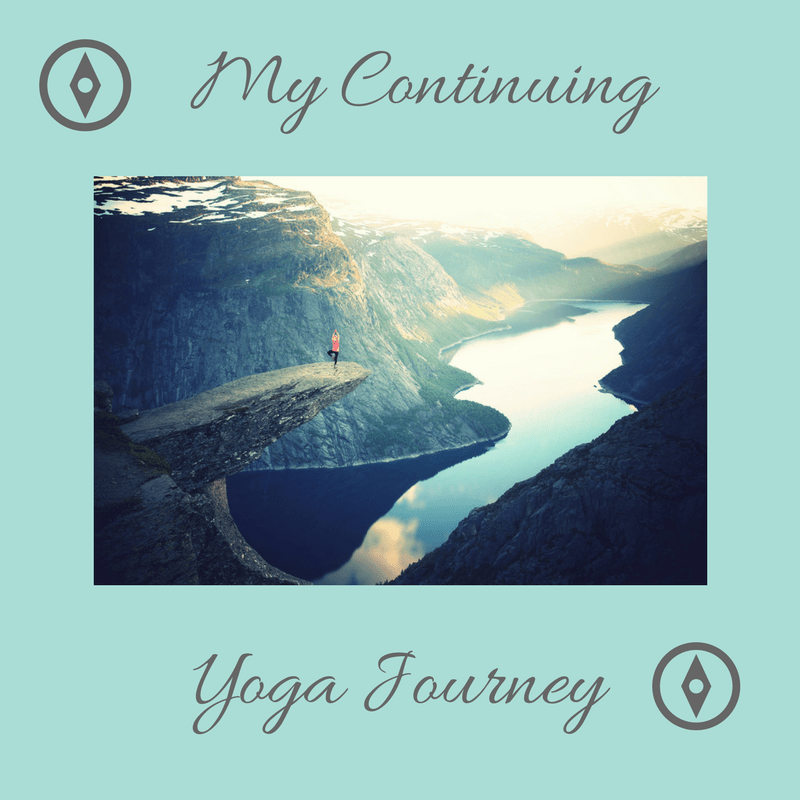 My Continuing Yoga Journey