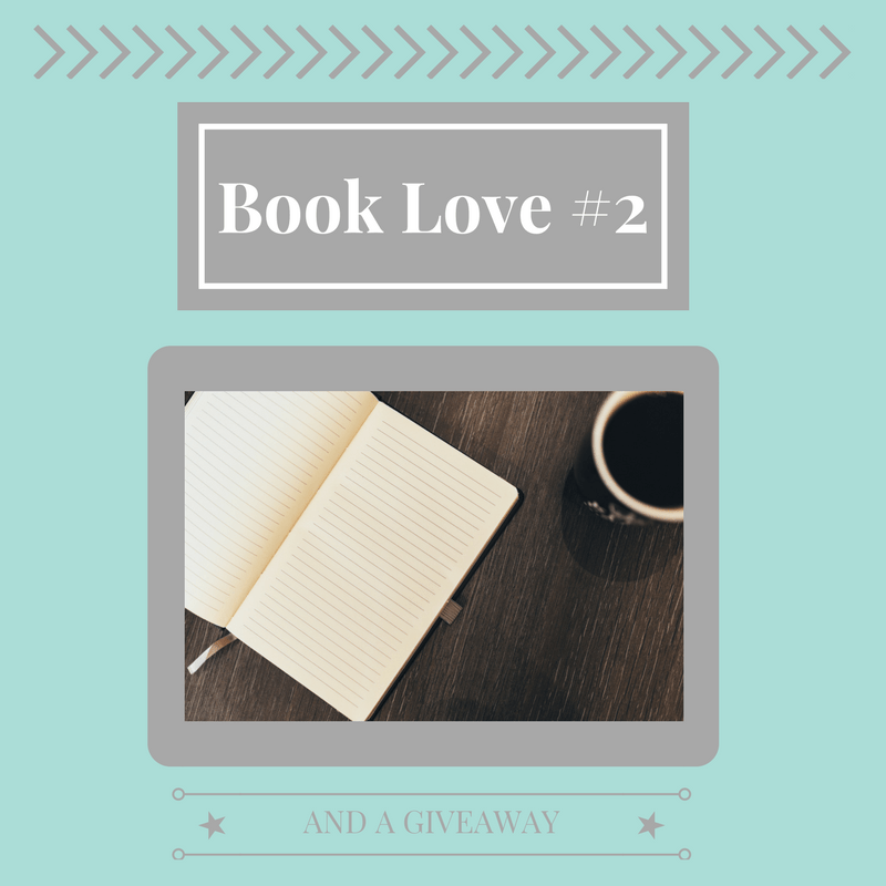 Book Love #2 and a Giveaway