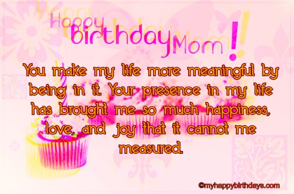 80+Best Birthday Wishes For Mom, Quotes, Messages