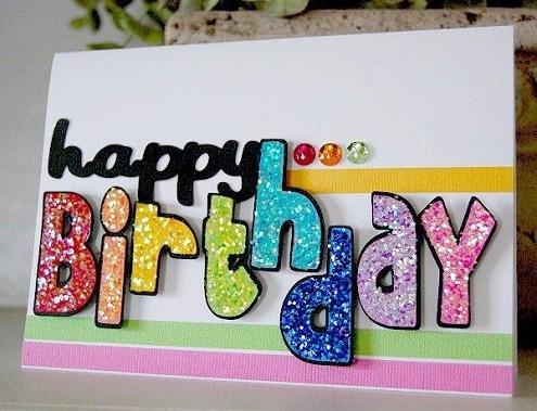 DIY birthday card ideas for moms