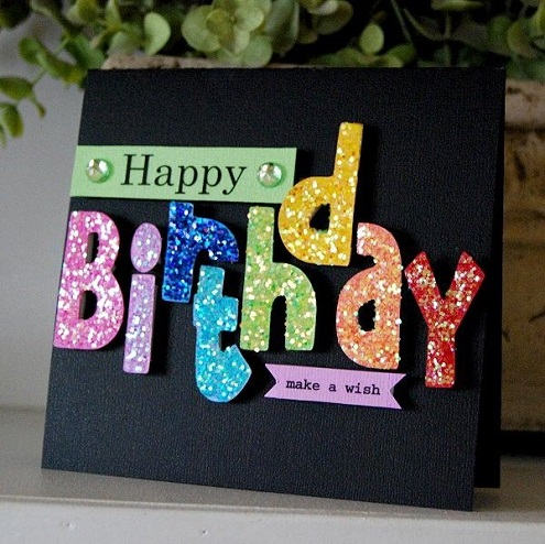 teen handmade diy birthday card ideas