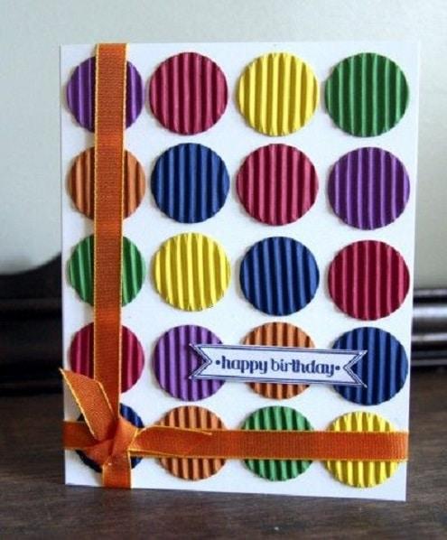 simple diy birthday card ideas for sister