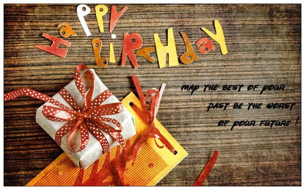 sweet happy birthday wishes for friend