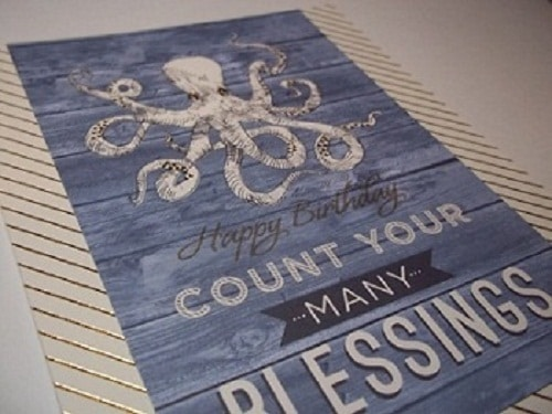 Blessings Handmade Greeting Cards