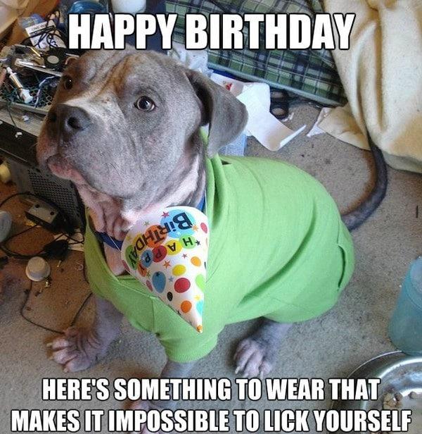 Birthday Memes For Dad