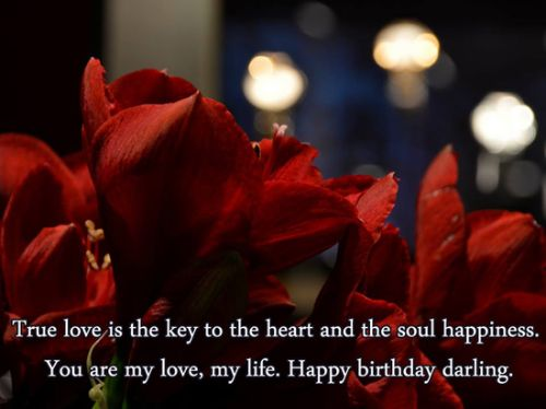 97 Romantic And Happy Birthday Wishes For Husband Page 5 Of 10